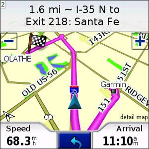 GPS Mobile 10 Bluetooth Europa 20