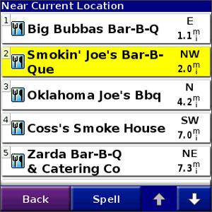 GPS Mobile 10 Bluetooth Europa 18