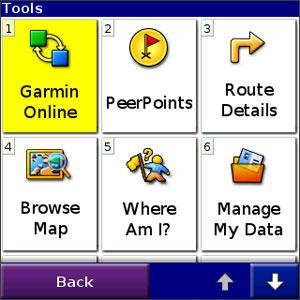 GPS Mobile 10 Bluetooth Europa 11