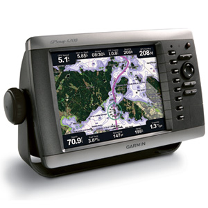 GPSMAP® 4208 1
