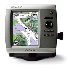 GPSMAP® 540/540s