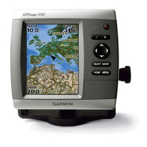 GPSMAP® 550/550s