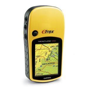 eTrex Venture® HC