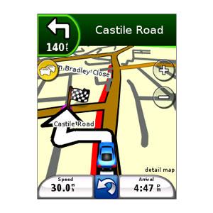 Garmin Mobile™ 10 for smartphone 8