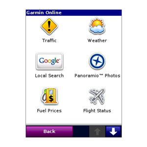 Garmin Mobile™ 10 for smartphone 9