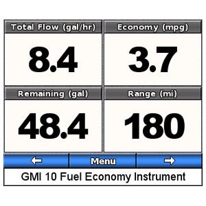 GFS™ 10 Sensore flusso carburante (per motori a benzina) 2