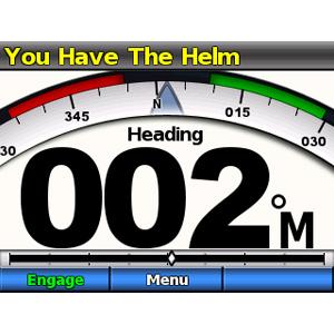 GHC™ 10 - Afficheur graphique pour pilote automatique Garmin (écran additionnel) 3