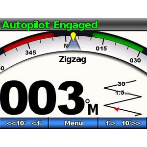 GHC™ 10 - Afficheur graphique pour pilote automatique Garmin (écran additionnel) 5