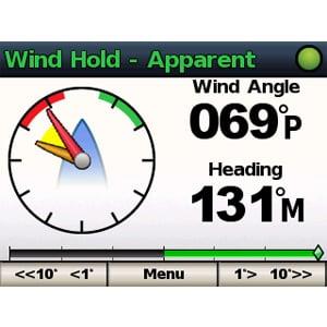 Pilote automatique vedette / voilier GHP™ 12 3