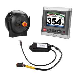 GHP™ 20 Marine Autopilot System for Yamaha® Helm Master™ 1