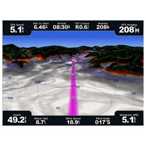 GPSMAP® 6208 3