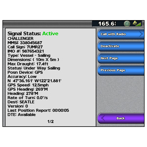 VHF300iAIS 3