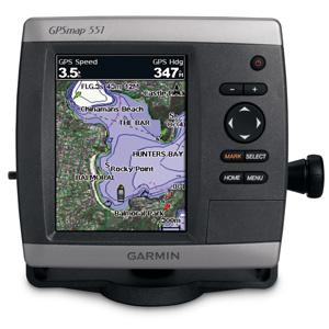 GPSMAP® 551