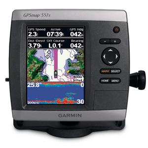 GPSMAP® 551 3