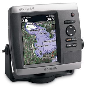 GPSMAP® 551 1