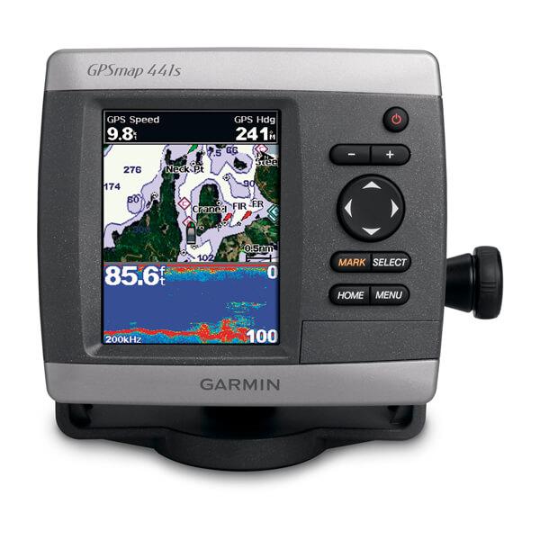 GPSMAP® 441s   GarminGarmin