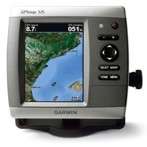 GPSMAP® 526/526s