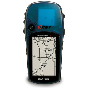 DRIVER UPDATE: GARMIN ETREX LEGEND H USB