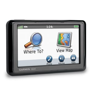 Garmin13xx where to