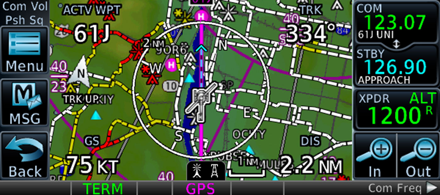 GTN™ 635 | ADS-B | Garmin