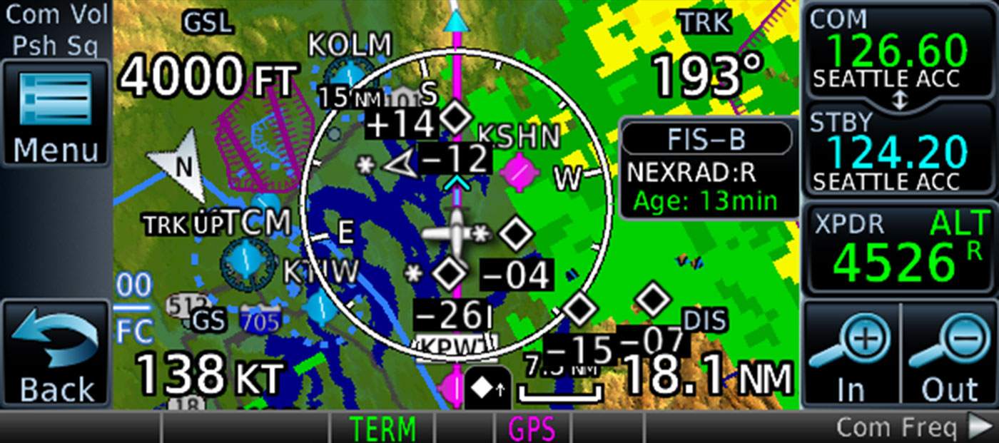 Add ADS-B Traffic, Weather and More