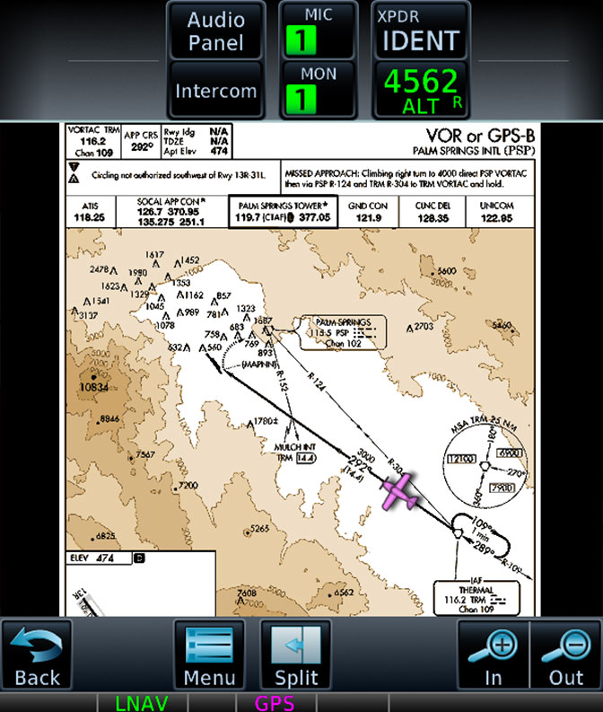 Fly Approaches, Glidepaths, Holding Patterns and More