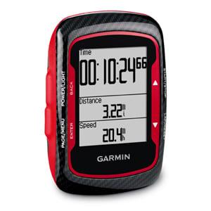 NAVIGATORE GPS  GARMIN EDGE 500+FASCIA CARDIO+SEN.VEL.CA