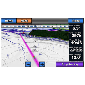 GPSMAP® 750s 2