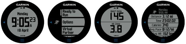 garmin forerunner 610 user manual