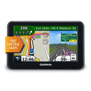 how to change state on garmin nuvi 50lm