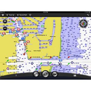 BlueChart Maps