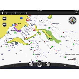 BlueChart® Mobile app 3