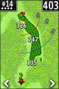 Garmin Approach G6 Gedetailleerde kaarten met lay-ups