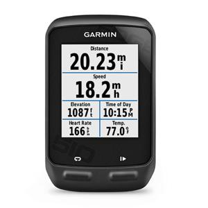 Licznik rowerowy z GPS - Garmin Edge 510