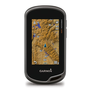 Oregon 600 Garmin