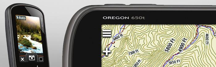 Oregon® 650t