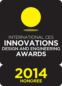 2014 International CES Innovations Design and Engineering Awards — 2014 Honoree