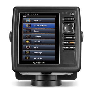 GPSMAP® 557 3