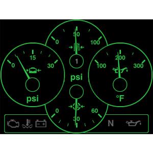 GMI™ 20 Marine Instrument 12