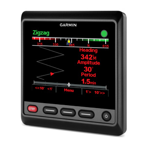 Unidad de control de piloto automático náutico GHC™ 20 2