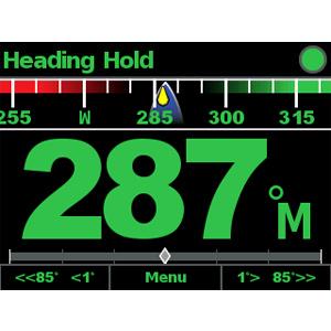 GHC™ 20 Maritimt autopilot-styringssystem 8