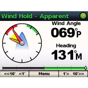 Unidad de control de piloto automático náutico GHC™ 20 9