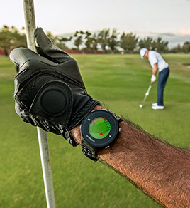 "Montre Golf Garmin Approach S6: la ""Rolls"""