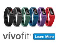 vivofit minisite