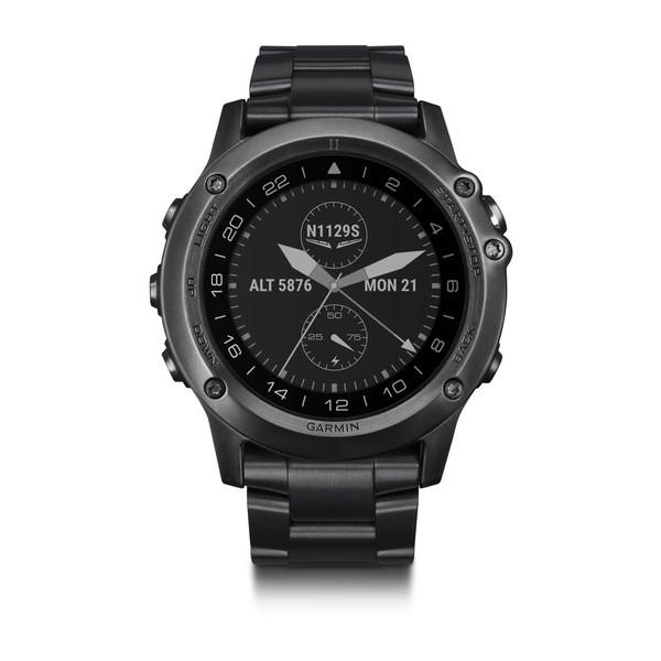 Garmin D2 Bravo Pilot Watch | Aviator Watch