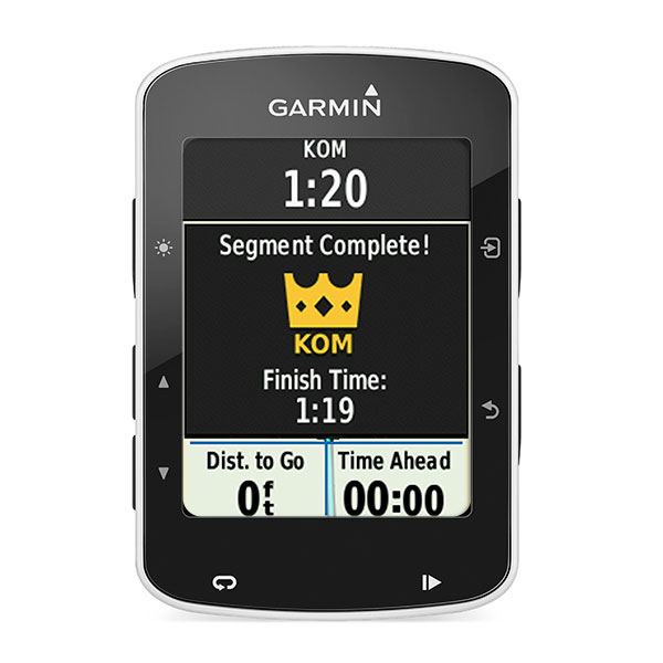 Garmin Cycle Computer >> Edge 520 Bike Gps Computer Garmin