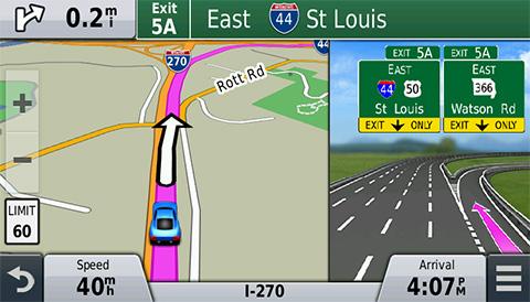 GPS GARMIN MAROC