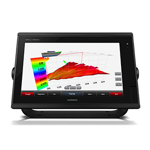 16-inch multi-touch widescreen chartplotter/sonar combo, Fish Finder
