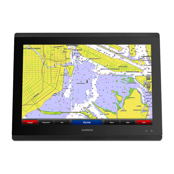 GPSMAP® 8417 MFD 4
