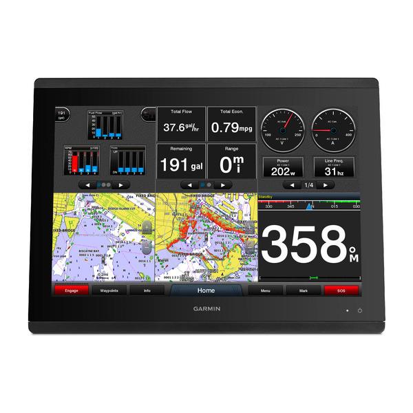 GPSMAP® 8417 MFD 9